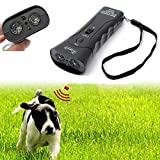 Super Ultrasonic Dog Chaser,Training Dog Banish Dog Machine ,Stop Animals Attacks Aggression