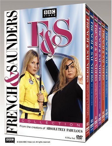 French & Saunders Collection by Warner Home Video