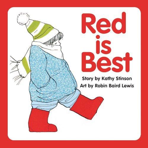 By Kathy Stinson Red is Best (Brdbk) [Board book] pdf epub