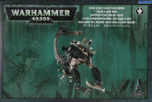 Dark Eldar: Talos Pain Engine (2011) by Games Workshop