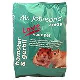 Mr Johnsons Amos Hamster And Gerbil Food