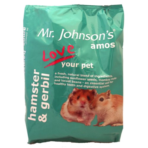 Mr Johnsons Amos Hamster And Gerbil Food