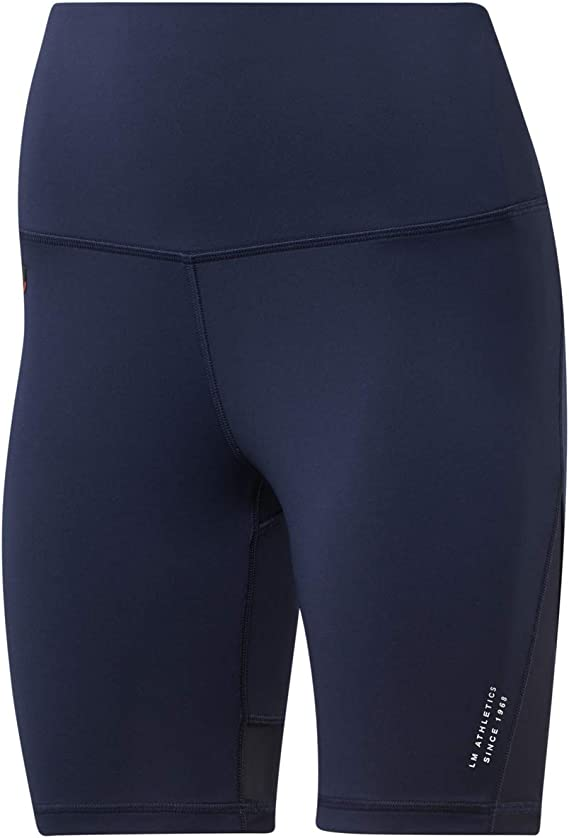 Reebok Womens Lm Beyond The Sweat Short Shorts: Amazon.co