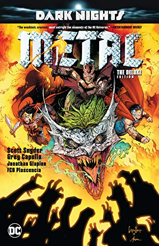 Dark Nights: Metal: Deluxe Edition (Dark Nights: Metal (2017-2018))]()