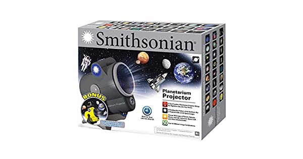 Amazon.com: NSI Planetario Proyector, color negro: Toys & Games