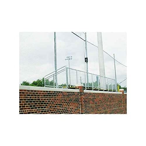 Image of Batting Cages BSN Sports Pre-Cut Boundary Netting