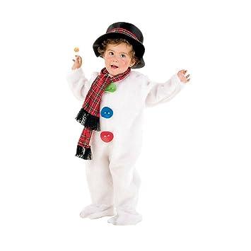 Limit T-2-Limit Disfraz Infantil Muñeco de Nieve T-2, Multicolor ...
