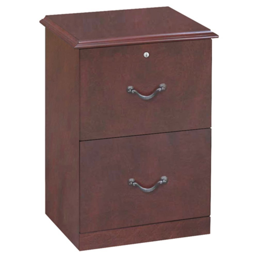 Z-Line Designs 2-Drawer Vertical File Cabinet - Cherry