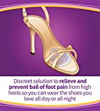 Dr. Scholl's BALL OF FOOT Cushions for High Heels