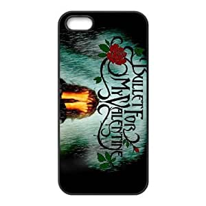 iPhone 5,5S Phone Case Black Bullet For My Valentine ZFC902436
