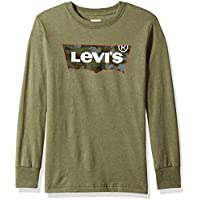 Levi's Boys' Long Sleeve Graphic T-Shirt