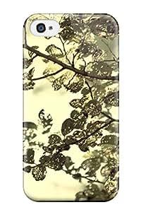 Unique Design Iphone 4/4s Durable Tpu Case Cover Artistic