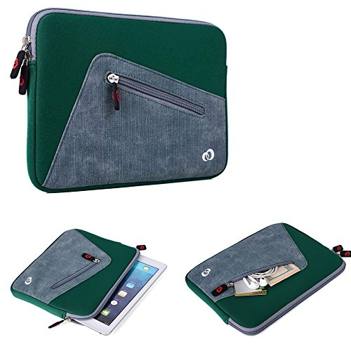 Price comparison product image Vortex Premium Neoprene Tablet Sleeve with Pocket fits Amazon Fire HD 8