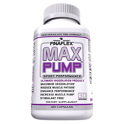 Finaflex (Redefine Nutrition) Max Pump, 120 Capsules