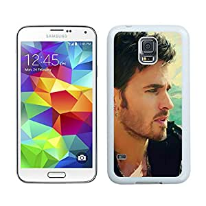 Fashionable and DIY Case colin o'donoghue White Phone Case for Galaxy S5 I9600