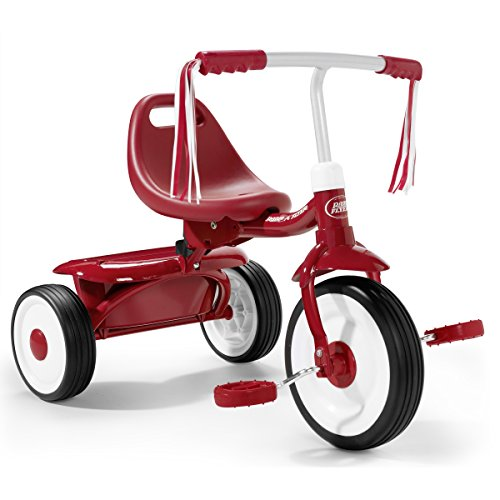 Radio Flyer Fold 2 Go Trike (Tricycle Fold 2 Go Trike)