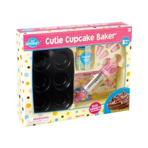 Cutie Cupcake Baker Kit