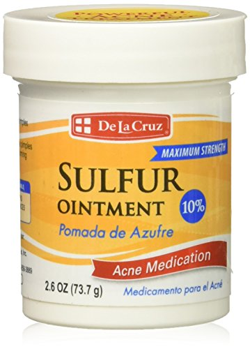 Sulfur for face