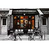 1art1 48954 Cafes - Brasilianische Kaffeebar Poster 91 x 61 cm