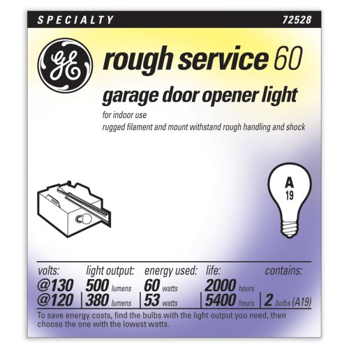 Genie Led Garage Door Opener Light Bulb 60 Watt 800