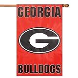 Party Animal Georgia Bulldogs Banner College Flag