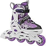 Roller Derby Girls' Stryde Adjustable Inline Skates