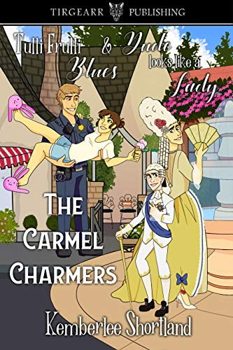 Book: The Carmel Charmers Series by Kemberlee Shortland
