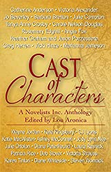 Cast of Characters: A Novelists Inc. Anthology