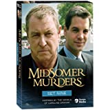 Midsomer Murders: Set 9 (Things That Go Bump in the Night / Dead in the Water / Orchis Fatalis / Bantling Boy)