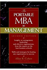 The Portable MBA in Management Hardcover