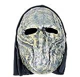 Oem Men's Frankenstein Jason Statham Death Race Mask Helmet One Size Black