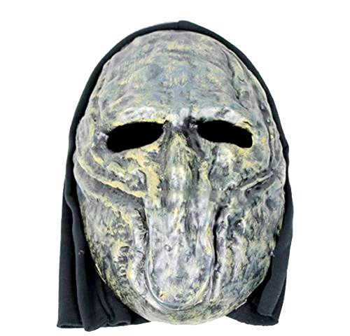 Oem Men's Frankenstein Jason Statham Death Race Mask Helmet One Size Black]()