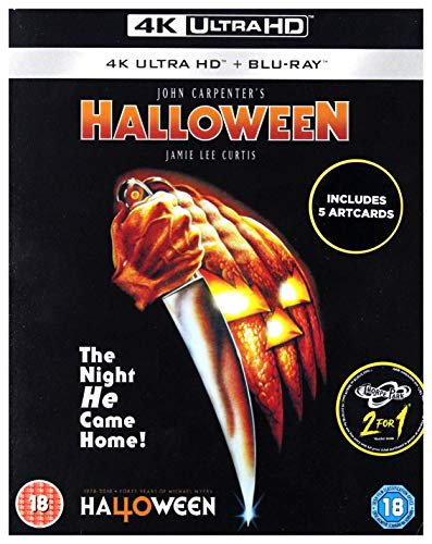 Halloween [Blu-Ray] [Region Free] -