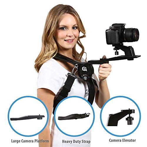 Cam Caddie Compatible Panasonic Camcorder