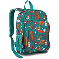 LONECONE Kids' Canvas Preschool Backpack - School Bag for Little Boys and Girls