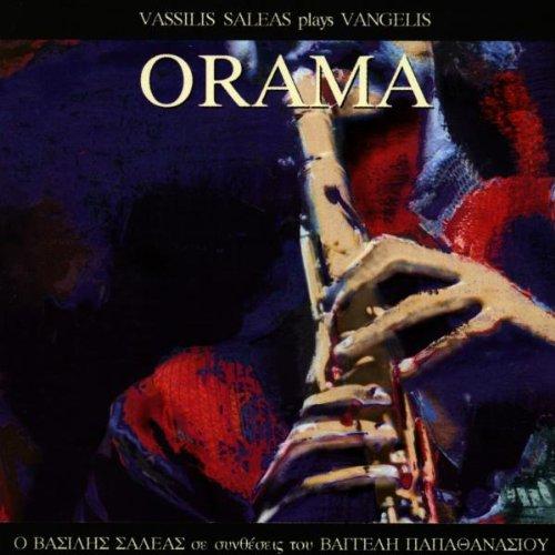 Orama: Vassilis Saleas Plays Vangelis Animer Challenge the lowest price and price revision