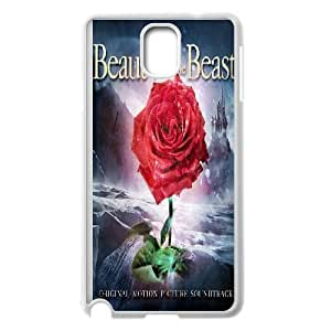 Samsung Galaxy Note 3 Phone Case White Beauty and the Beast The Enchanted Christmas MN6604469