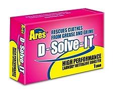 D-Solvit-It Laundry Detergent Booster 3 oz.