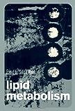 Lipid Metabolism, , 0127309500