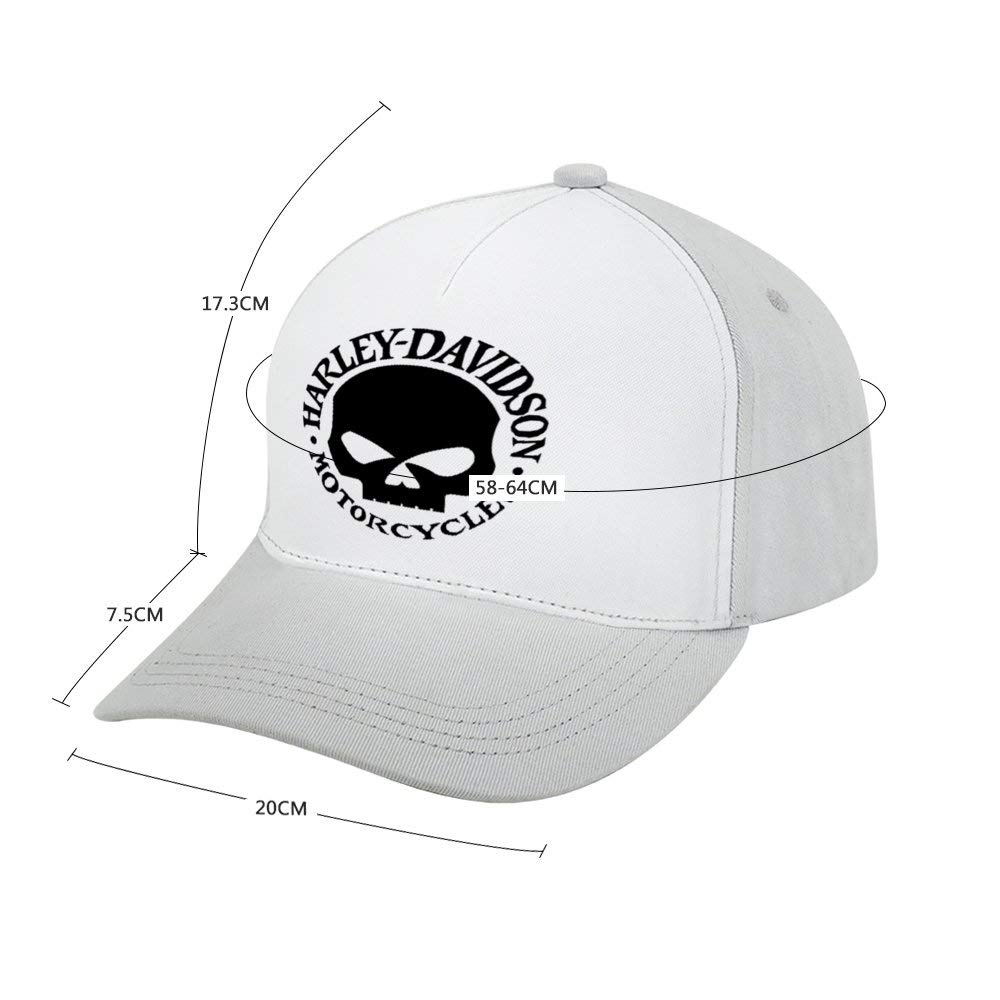 Classic Adjustable Plain Hats Dad Hats Gray Distressed Willie G SkullTop Level Baseball Caps Men Women