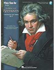 Beethoven - Concerto No. 3 in C Minor, Op. 37: Music Minus One Piano
