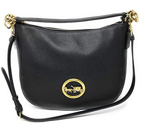 COACH F31400 ELLE HOBO LIMITED EDITION BLACK OLD - Hobo Handbags Coach