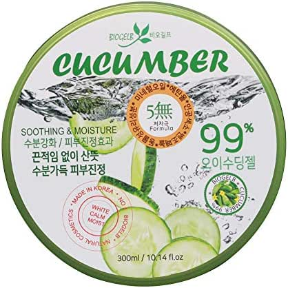 Moisture 99% Cucumber Soothing Gel 300ml (10.14 fl.oz)