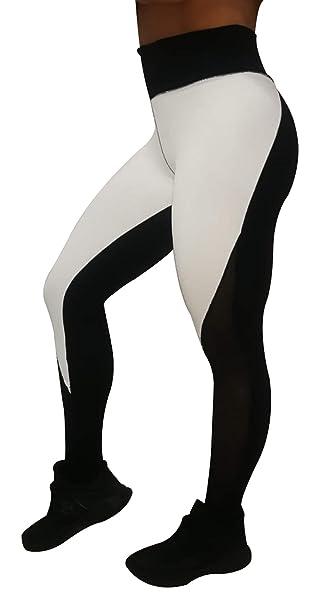 profesional mejor calificado comprar nuevo nuevo autentico Mallas Mujer Fitness Push up. Mallas brasileñas compresivas ...