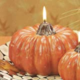 Deco Glow Pumpkin Candle