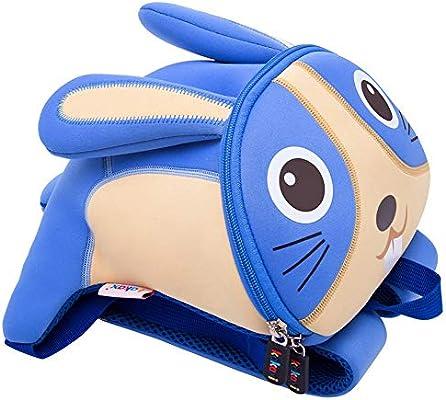 Wanlianer-Bag Mochila de arnés de Seguridad Anti Lost Azul con ...