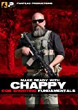 Panteao Productions: Make Ready with Chappy CQB Shooting Fundamentals - PMR037 - LMS Defense - Carbine Rifle - Rifle Training - Tactical Shooting Drills - DVD