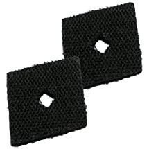 Black & Decker MS550/MS600/MS800B Sander Replacement (2 Pack) OEM Pad Tip # 90558534-2pk