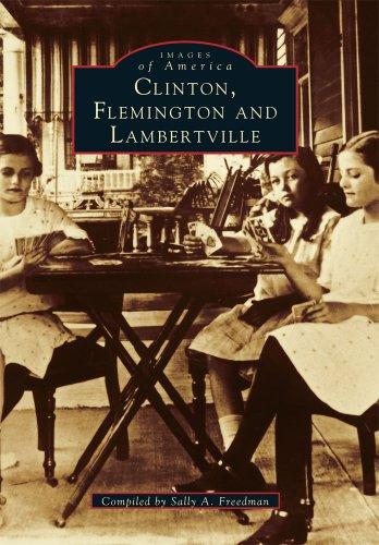 Clinton,  Flemington,  and  Lambertville   (NJ)  (Images  of  - Flemington Shops