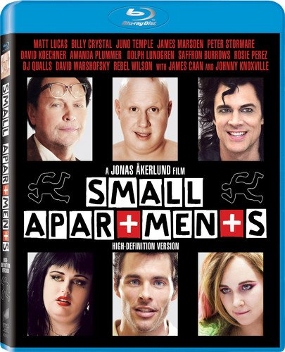Small Apartments [Blu-ray]
